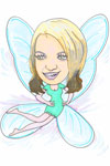Fairy cartoon
